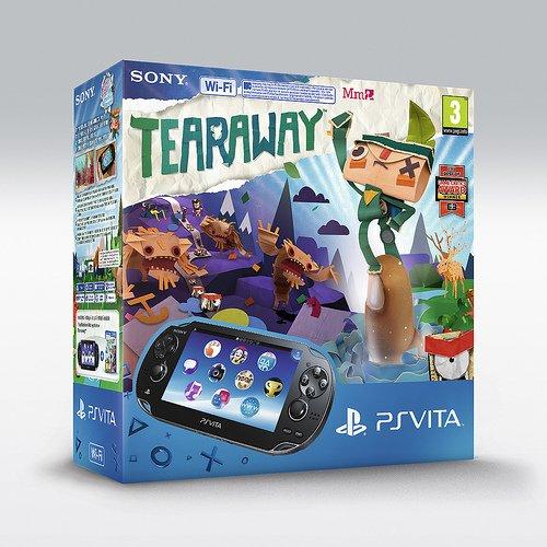 Tearaway попала в новый бандл PS Vita