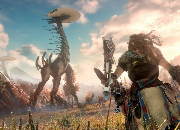 Слух: Microsoftработает над игрой встиле Horizon: Zero Dawn