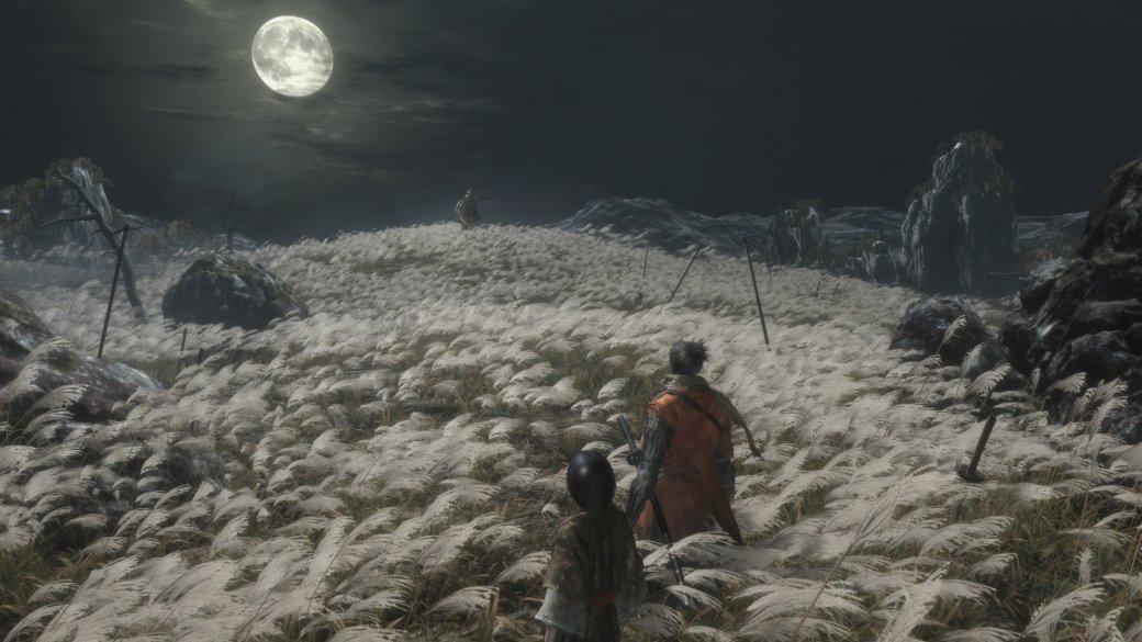 Как ивсерии Dark Souls, вГде вSekiro: Shadows Die Twice нужно улучшать свою флягу слекарством. Без нее вас хватит ненадолго, ачем больше вофляге зарядов— тем больше урона выможете выдержать, итем дальше сможете зайти. Всего вигре девять семян для улучшения фляги, иесли выгде-то семечко пропустили— мыподскажем, где его найти.