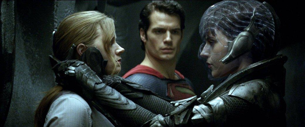 Это «Лига справедливости» или «Ходячие мертвецы»? 1-й постер Супермена