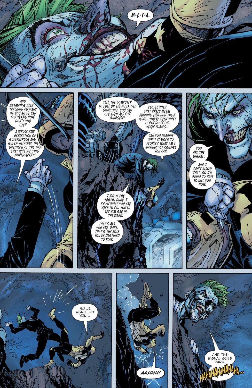 В комиксах DC назревает новый кризис, и виноват в нем Бэтмен