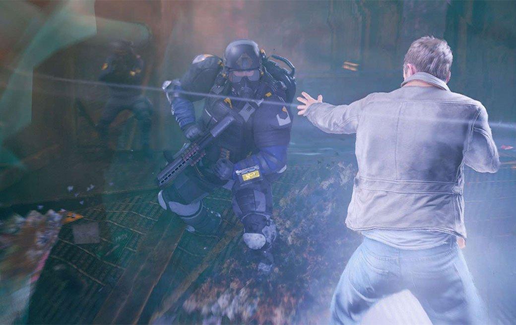 Рецензия на Quantum Break