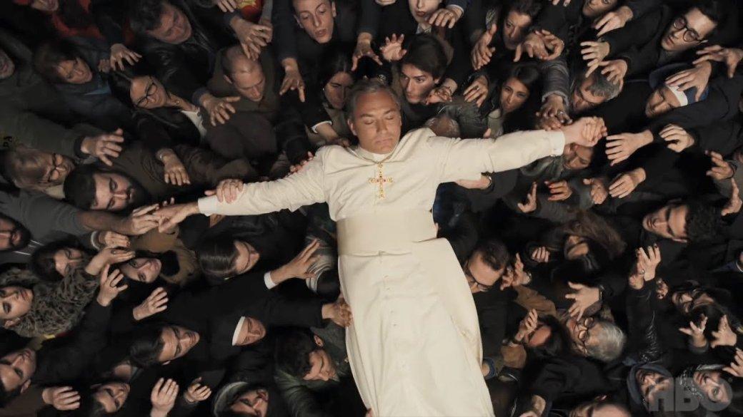 7 грехов «Нового Папы»: вчем кается Паоло Соррентино ипочему стоит поставить свечку заДжуда Лоу
