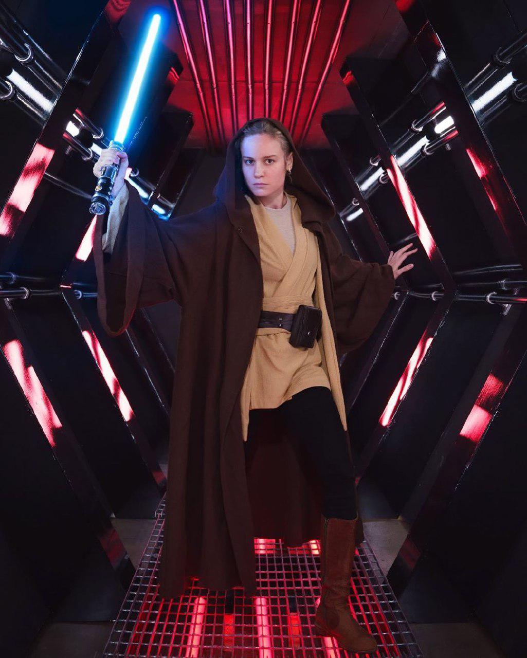 Бри Ларсон станет главной героиней новой трилогии «Звездных войн»?