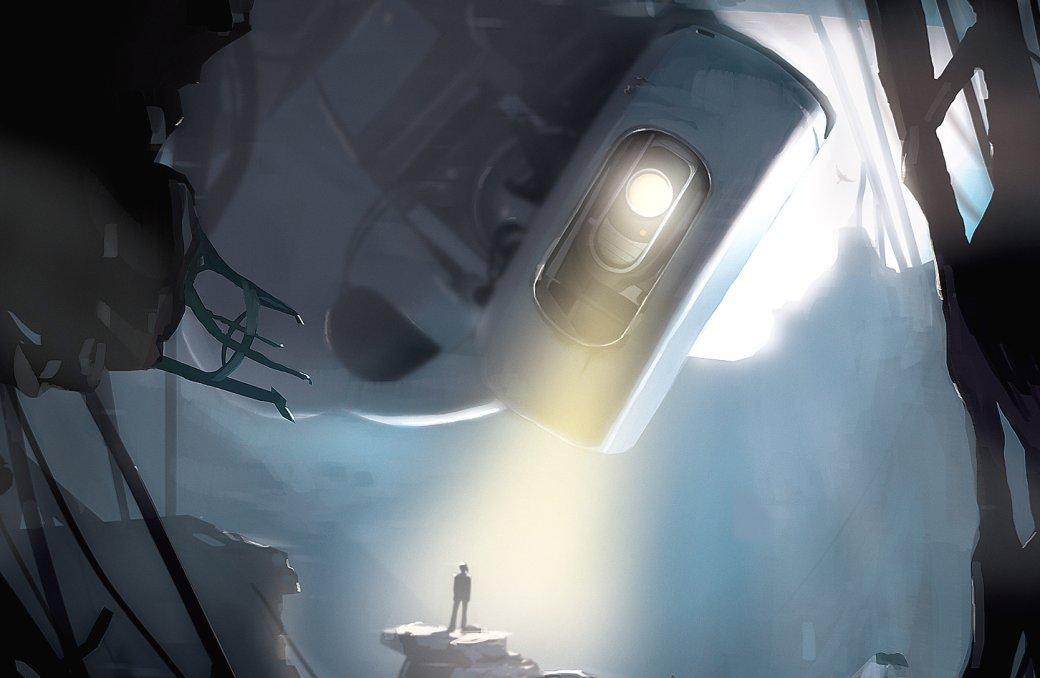 Миллионы людей ждут, когда человек высадится наМарсе или соберет квантовый компьютер. Для компании Valve соизмеримым прорывом былбы выпуск Half-Life3. Нораз ужмыговорим онауке, анеофантастике, тонаше заветное открытие уже свершилось— давайте рассмотрим удачный эксперимент под названием Portal 2.