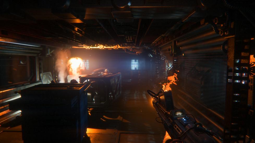 Рецензия на Alien: Isolation