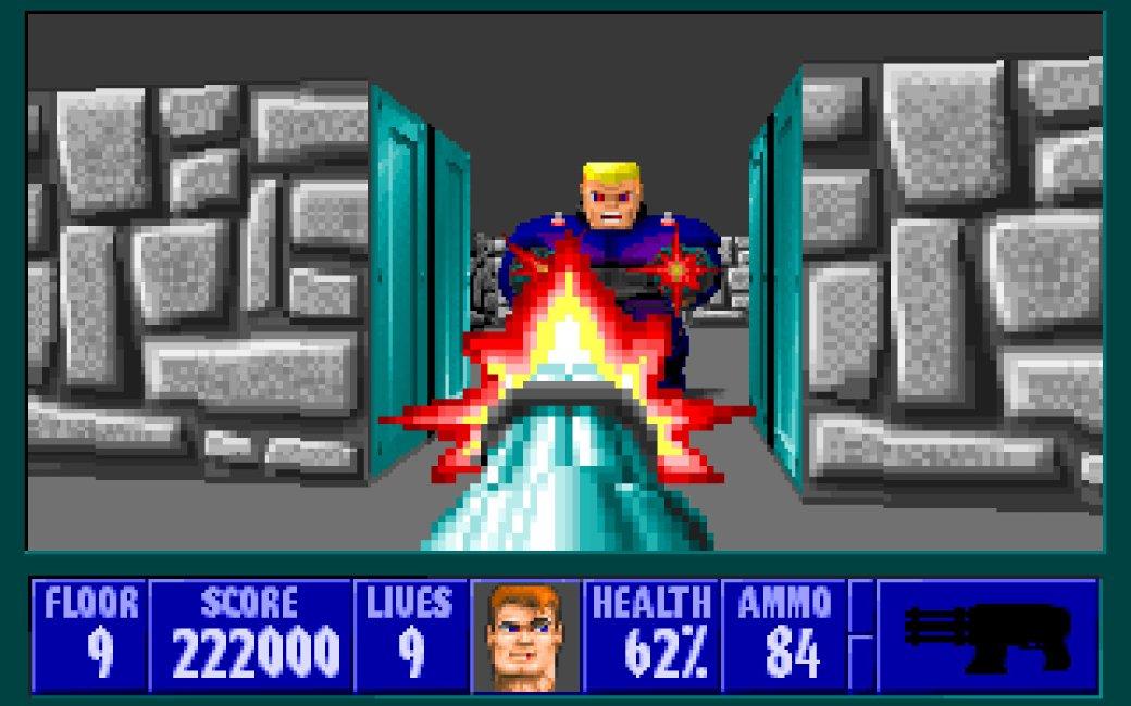 Игромарафон: обзор всех ключевых частей Wolfenstein