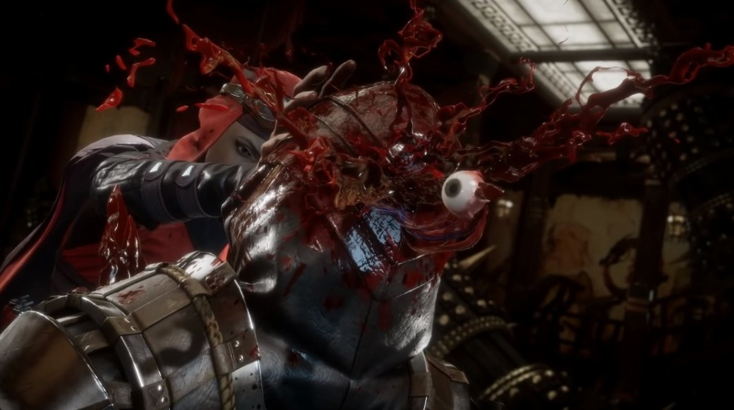 Кровь, ошметки и чувство ритма: как делаются фаталити в Mortal Kombat