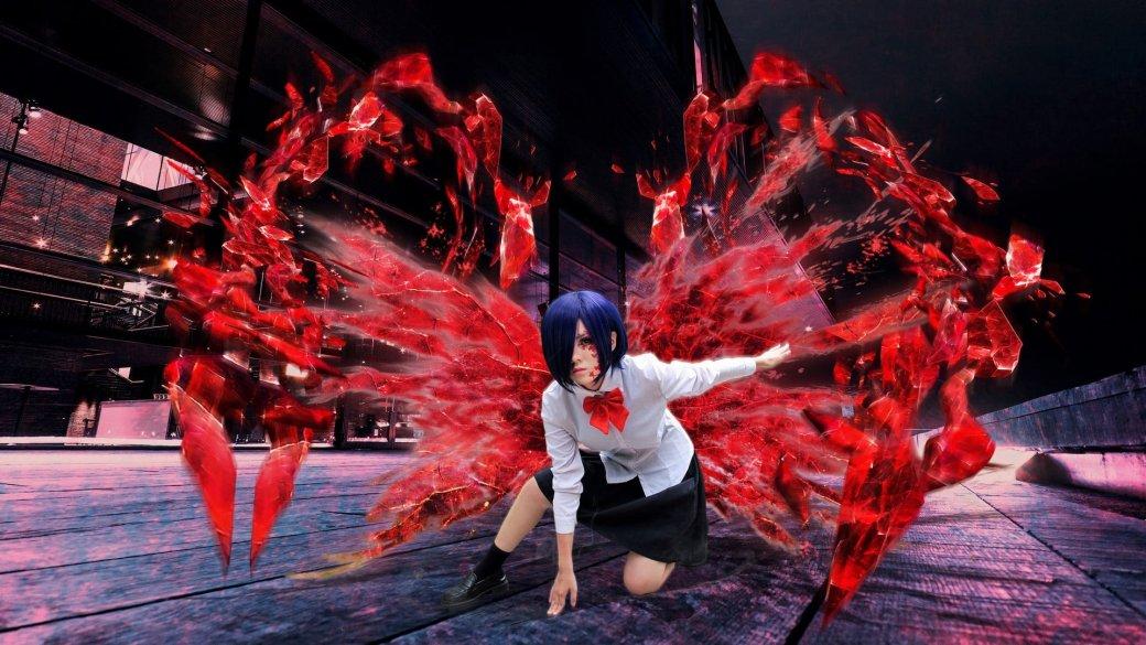 «Токийский гуль» получит еще одну адаптацию сживыми актерами. Уже есть первый тизер