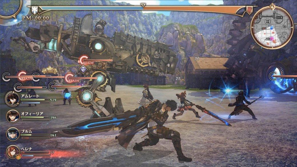 Критики утопили новую экшен-RPG Valkyria Revolution