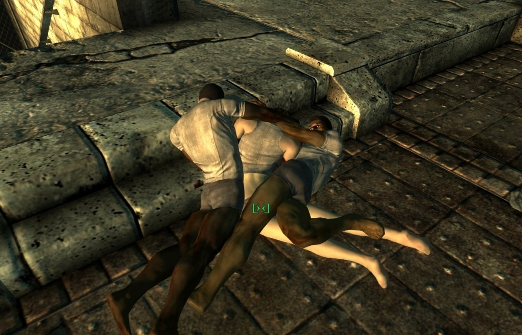 Спидранер решил как можно быстрее заняться сексом вовсех частях Fallout. Ипоставил рекорд!