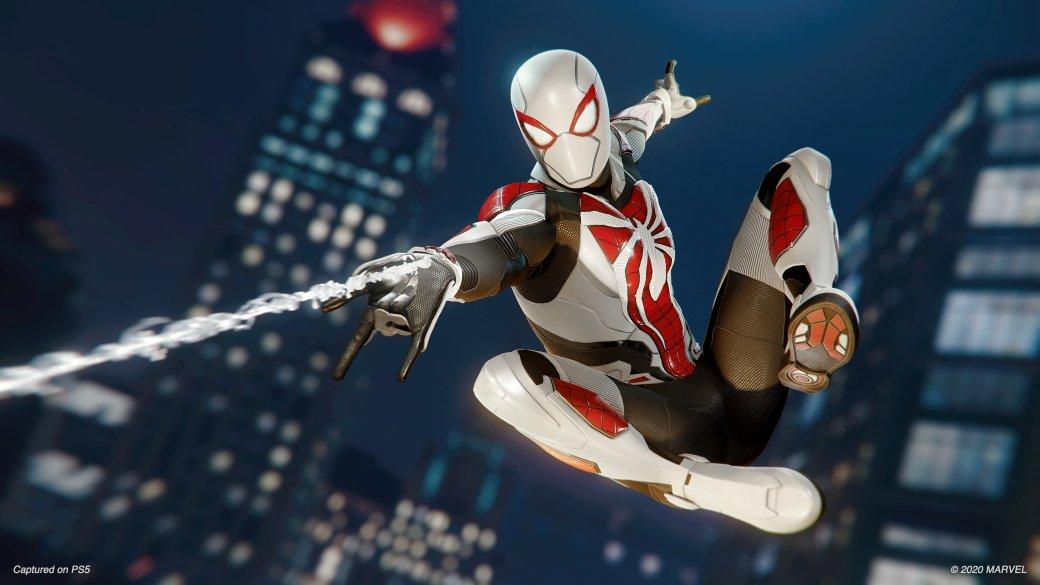 Показаны новые костюмы для Marvel's Spider-Man отInsomniac