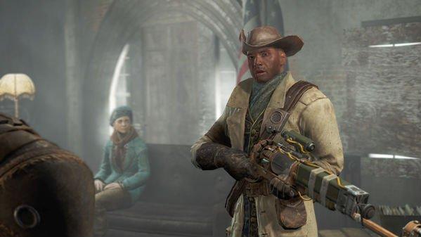 Мы знаем имя первого персонажа Fallout 4