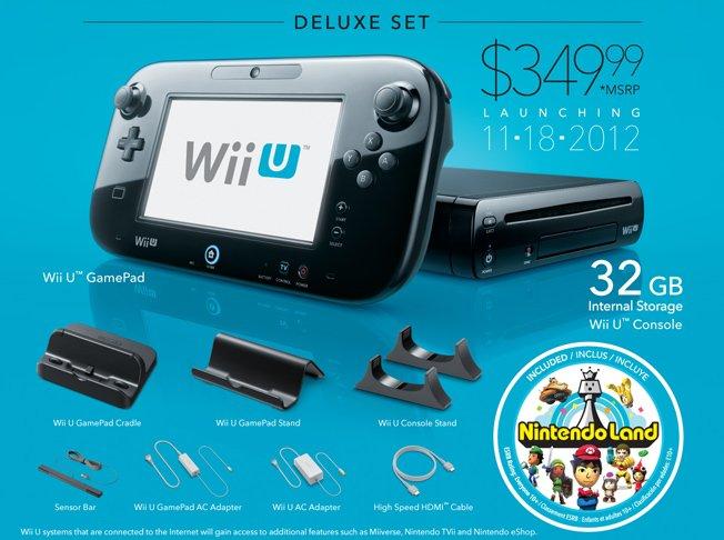Nintendo Wii U будет иметь региональные ограничения