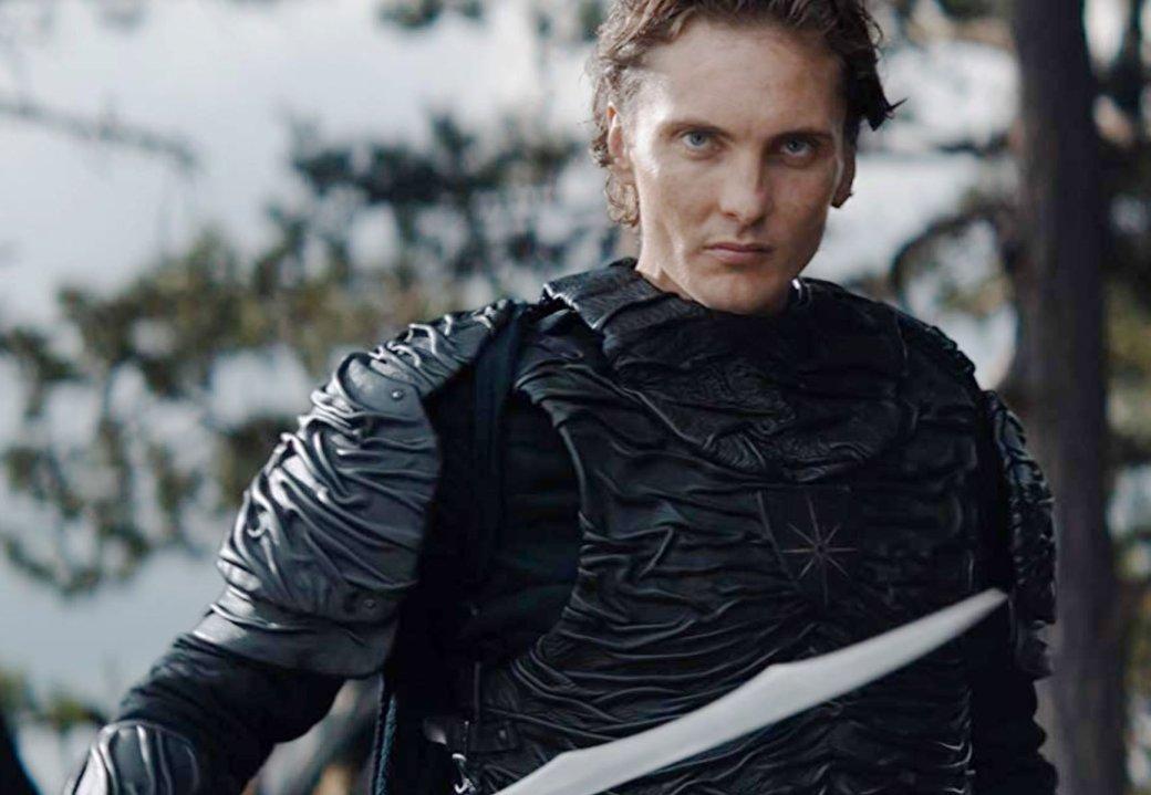 Дизайнер брони нильфгаардцев не будет работать над вторым сезоном «Ведьмака». Его заменили