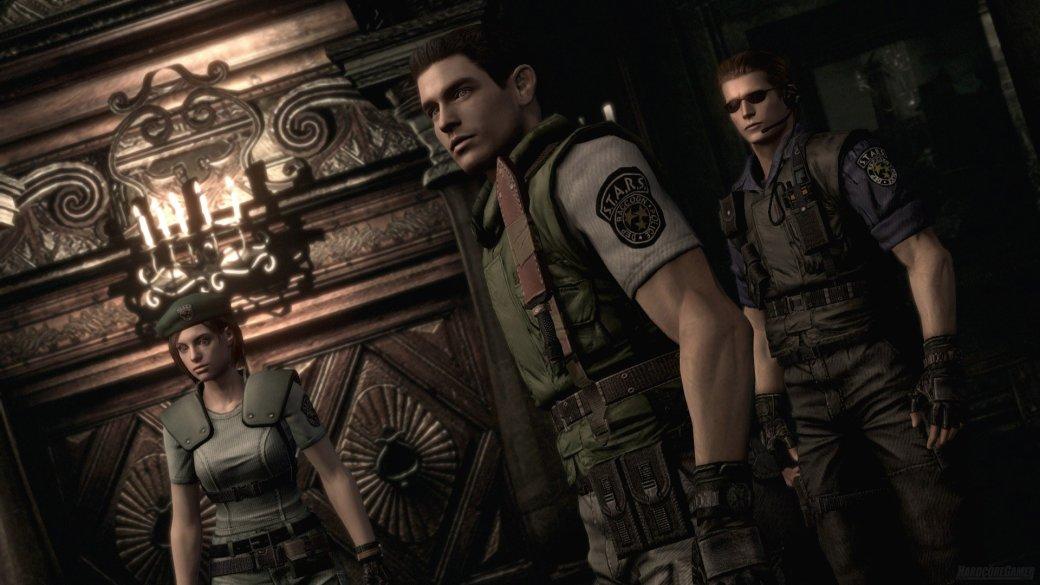 Топ-5 лучших частей Resident Evil