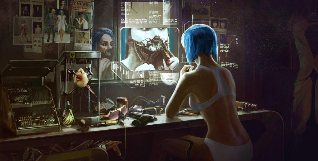 Утечка: винтернете появилось изображение специального издания Cyberpunk 2077