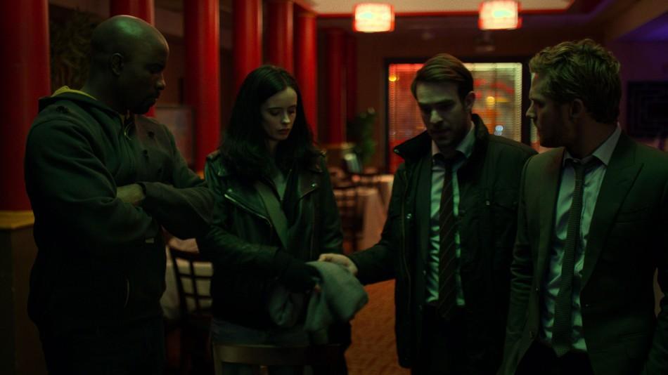 «Защитники» сделали возможными другие кроссоверы супергероев Netflix