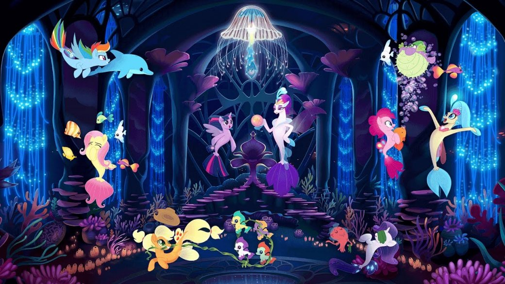 12октября состоялась премьера долгожданной полнометражной анимации помотивам вселенной MyLittle Pony— «MyLittle Pony вкино». Рассказываем, чем мультфильм уступает сериалу истоитли тратить время наразноцветных поней если вам больше 10лет.