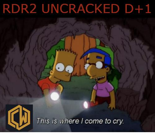 ПК-версию Red Dead Redemption 2 до сих пор не взломали. Игроки уже делают про это мемы