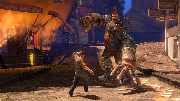 Разработчики Bioshock Infinite отказались от мультиплеера