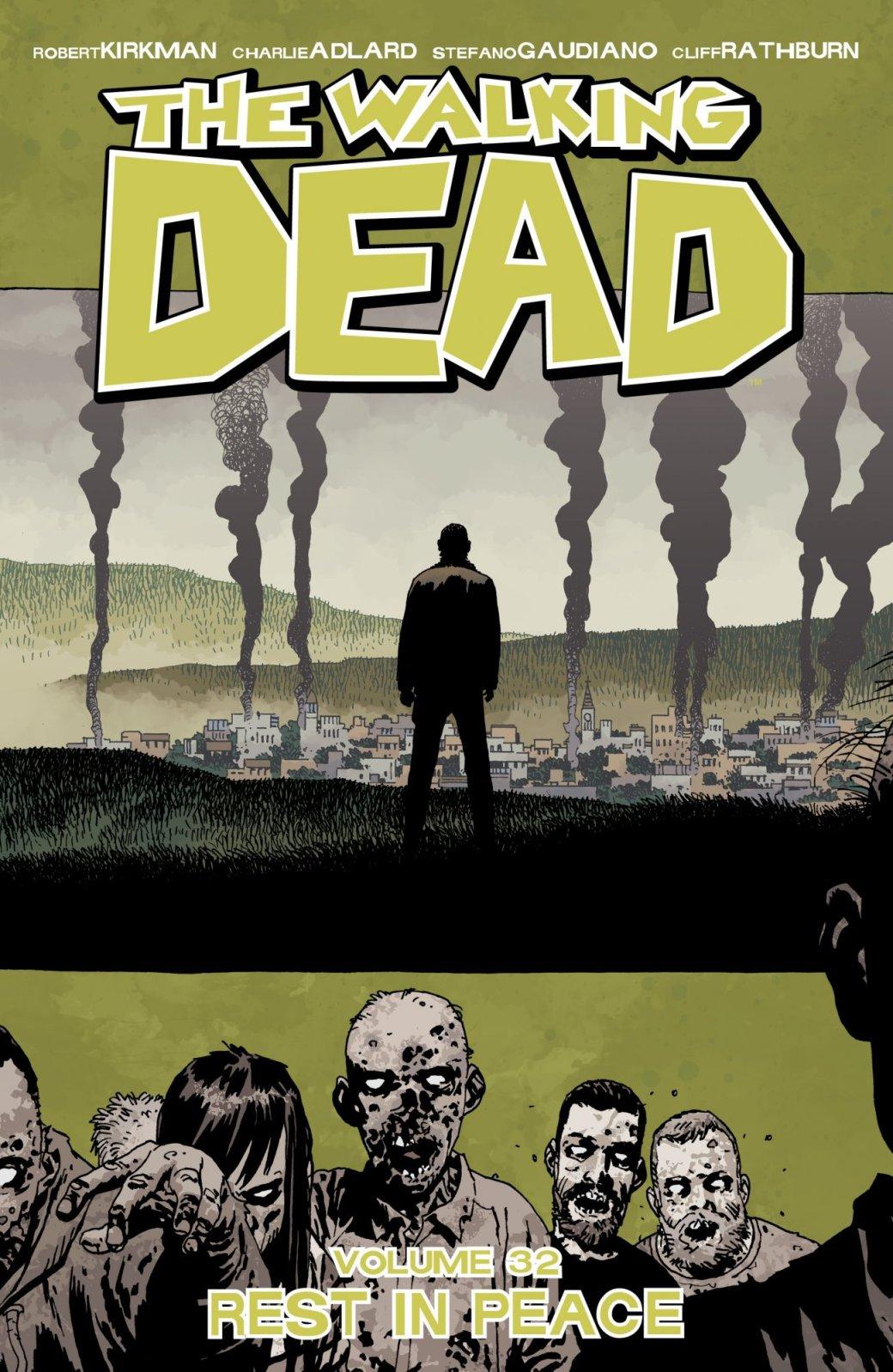 Мнение. Сновым выпуском комикса «Ходячие мертвецы» изменились навсегда