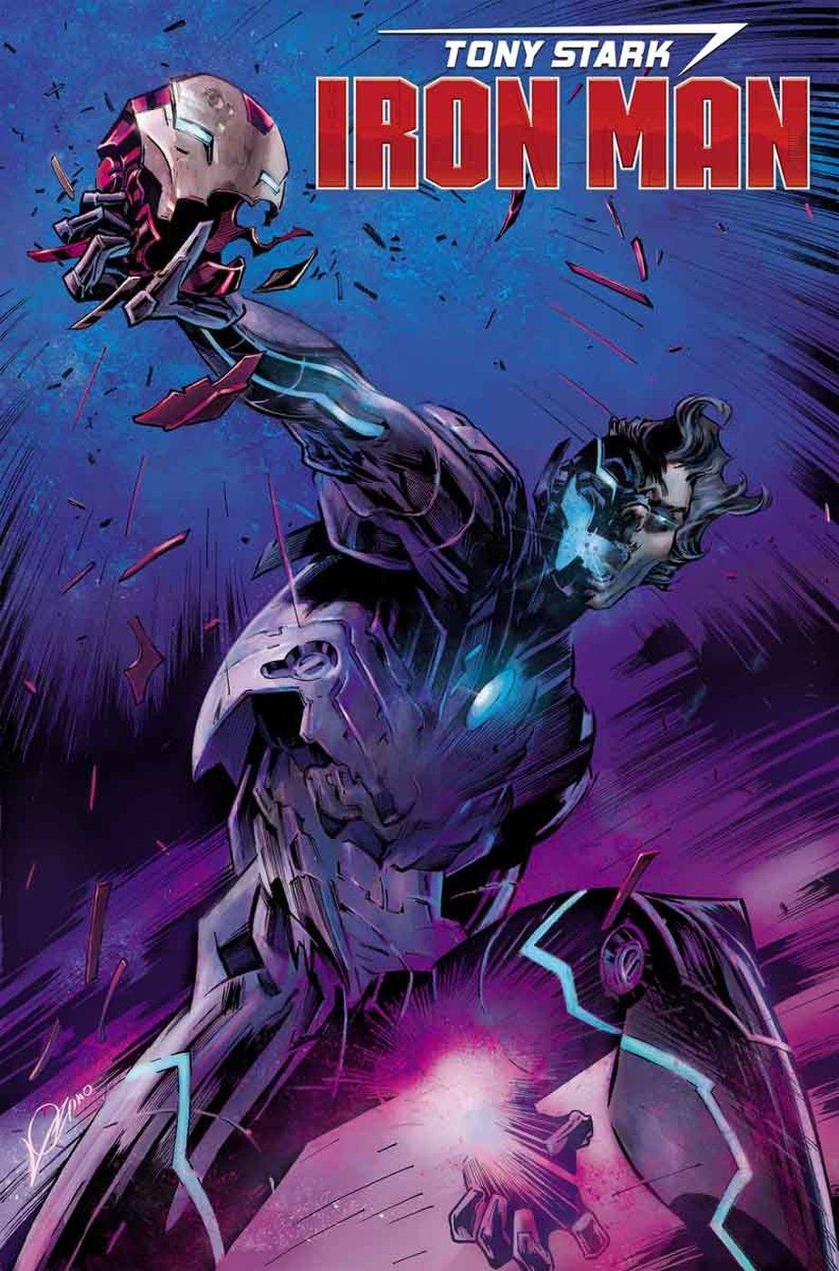 Marvel тизерит возвращение гибрида Хэнка Пима иАльтрона [обновлено]