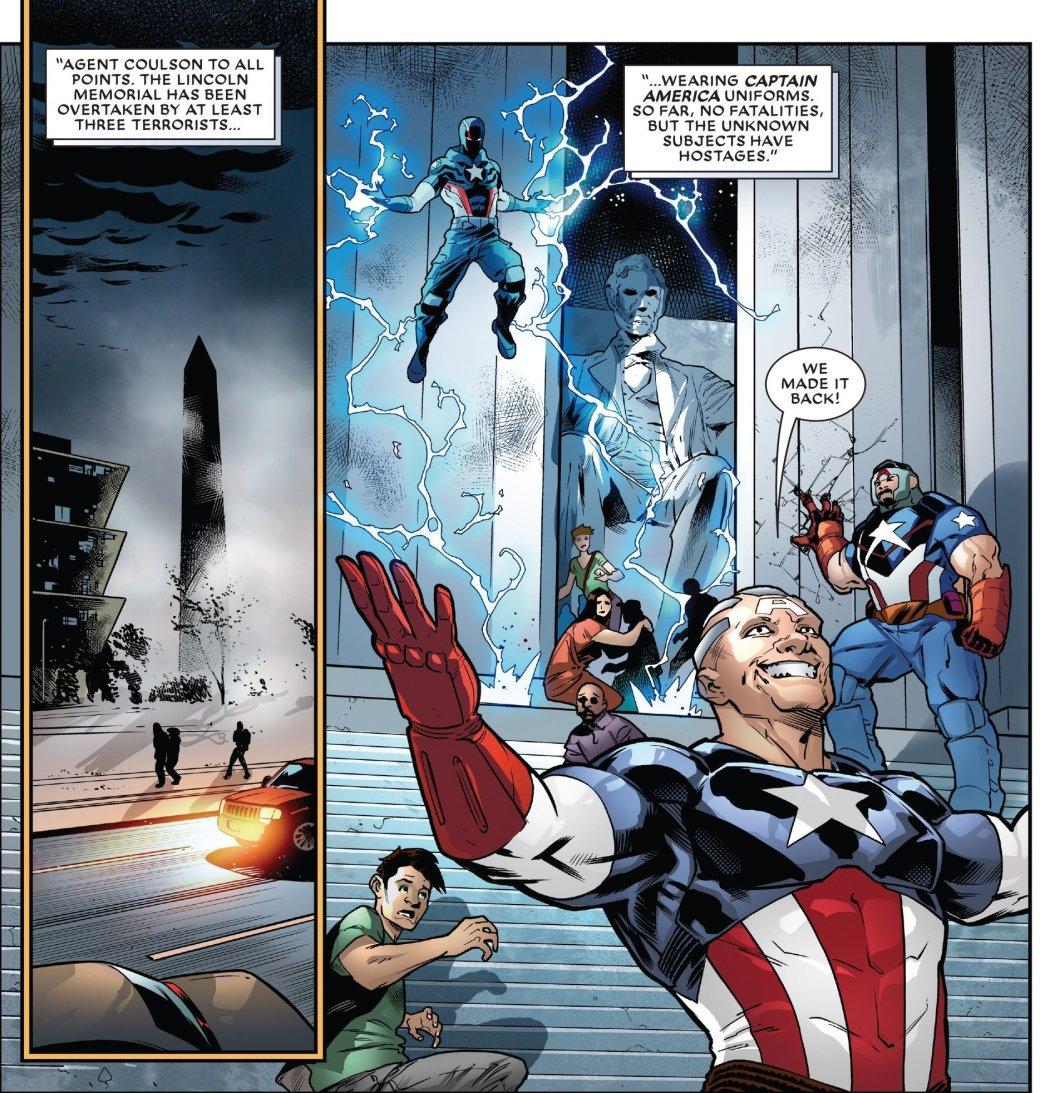 Новый выпуск «Дэдпула» заспойлерил будущее вселенной Marvel