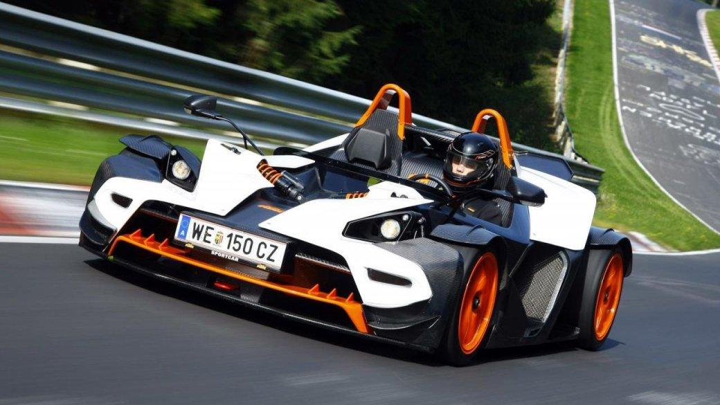 15 экзотических машин вForza Horizon 4— оттрехколесных мотоколясок додеревянных автомобилей