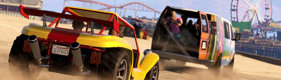 Анонсировано новое DLC для Grand Theft Auto V