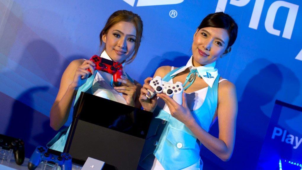 Sony задержит запуск PS4 в Китае