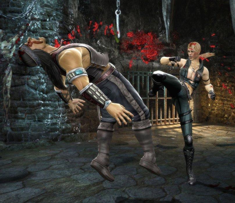 Новый Mortal Kombat пока что немногочисленные обладатели PS Vita ждали с вполне понятным нетерпением. До сих пор, кроме Uncharted: Golden Abyss, портированного Rayman Origins и довольно спорной Unit 13 играть на новой портативной консоли Sony было категорически не во что.