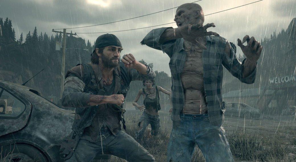Новый геймплейный трейлер Days Gone знакомит сразновидностями зомби иучит выживать