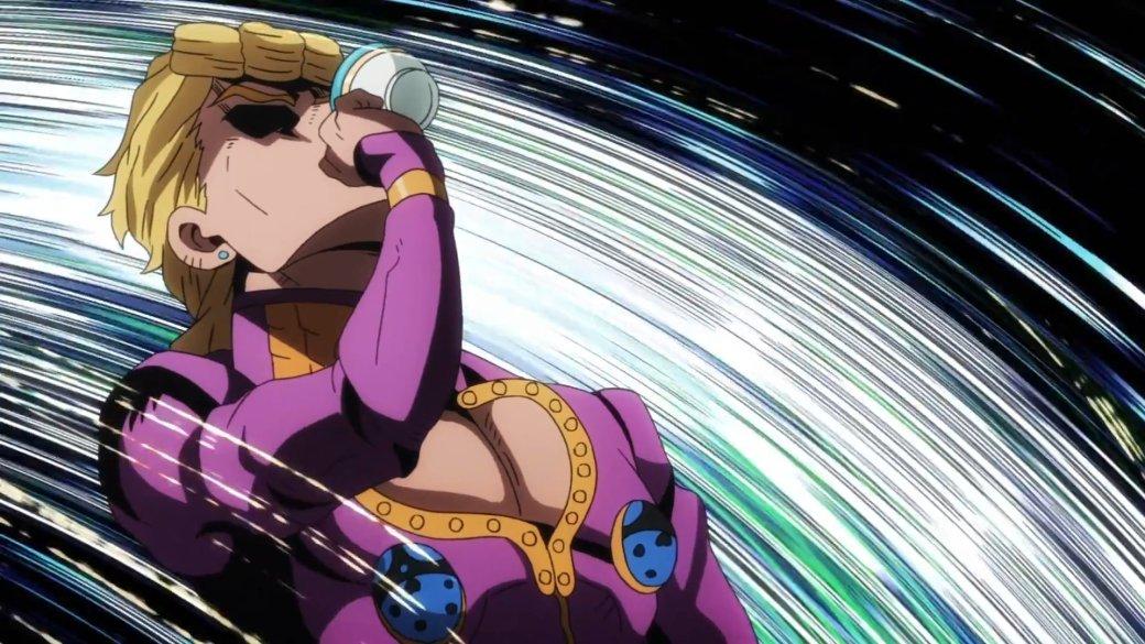 Рецензия на5 сезон аниме «Невероятные приключения ДжоДжо». Просто блистательно!