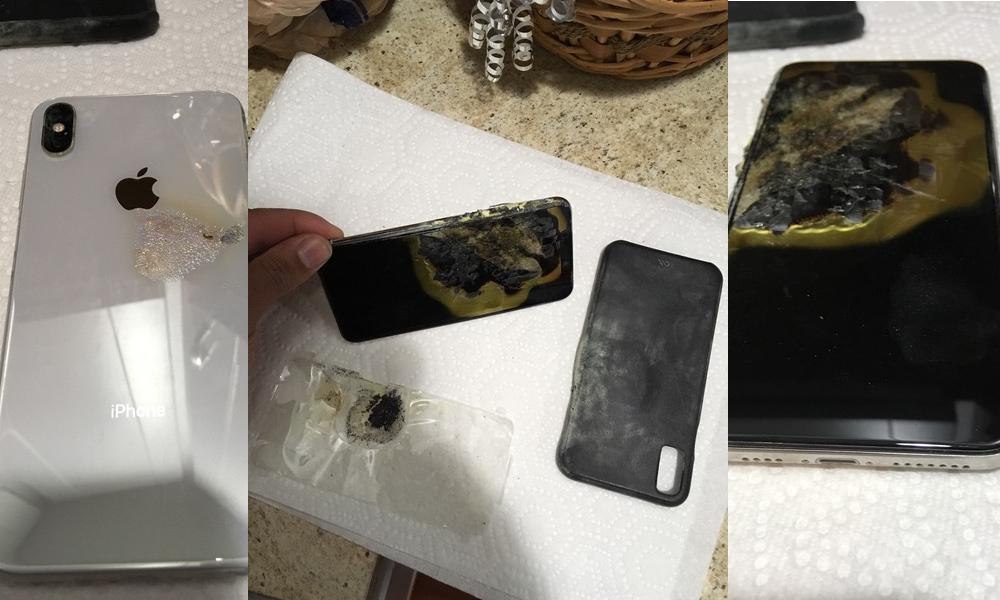 iPhone XSMax загорелся вкармане владельца. Apple непредложила  замену инекомпенсирует ущерб