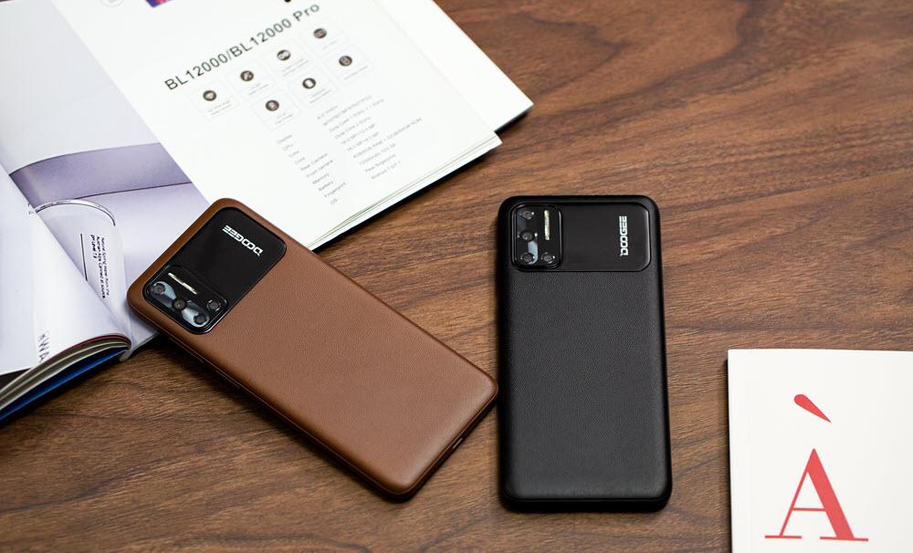 ВРоссии выходит смартфон Doogee N40 Pro: батарея 6380 мАч, камеры Sony иSamsung