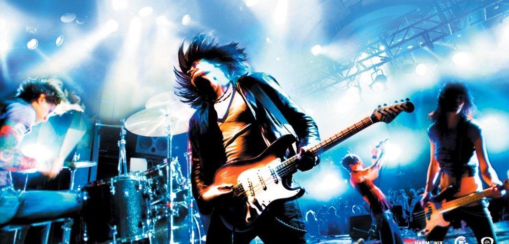 Rock Band 4 для PS4 и Xbox One выйдет в октябре