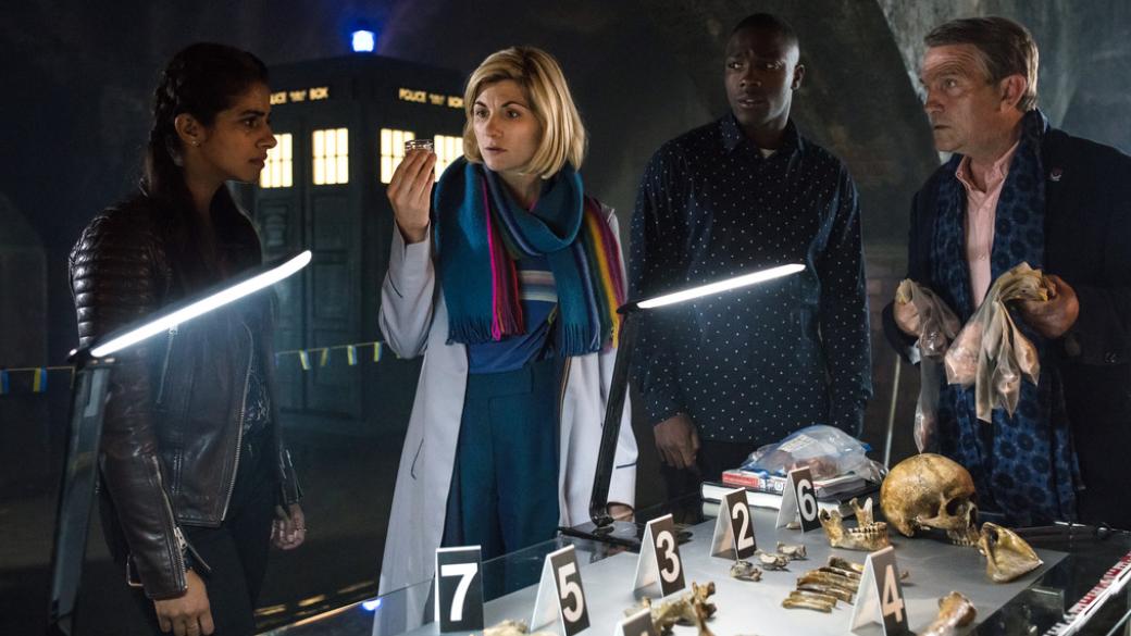 Мнение оновогоднем эпизоде «Доктора Кто»: непомогло даже возвращение далеков!
