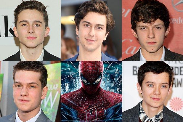 Оглашен короткий список актеров на роль нового Человека-паука