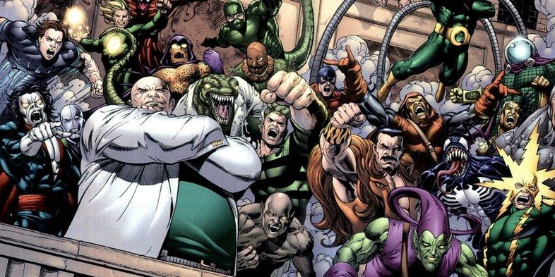 Том Холланд хочет новых врагов Человека-паука всиквеле «Возвращения»