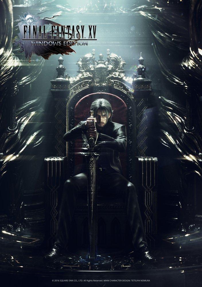 Самая продвинутая версия Final Fantasy XV выйдет в 2018 году на PC