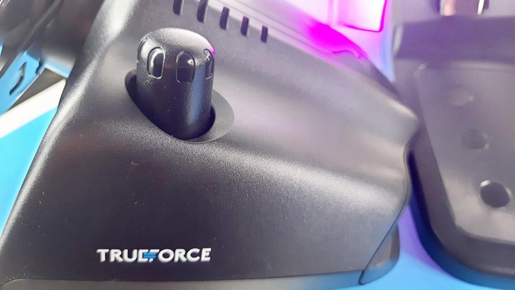 Обзор Logitech G923: игровой руль для ПКиконсолей нового поколения