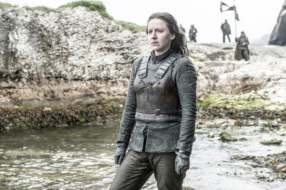Актриса из«Игры престолов» чуть непотеряла роль, раскрыв персонажа