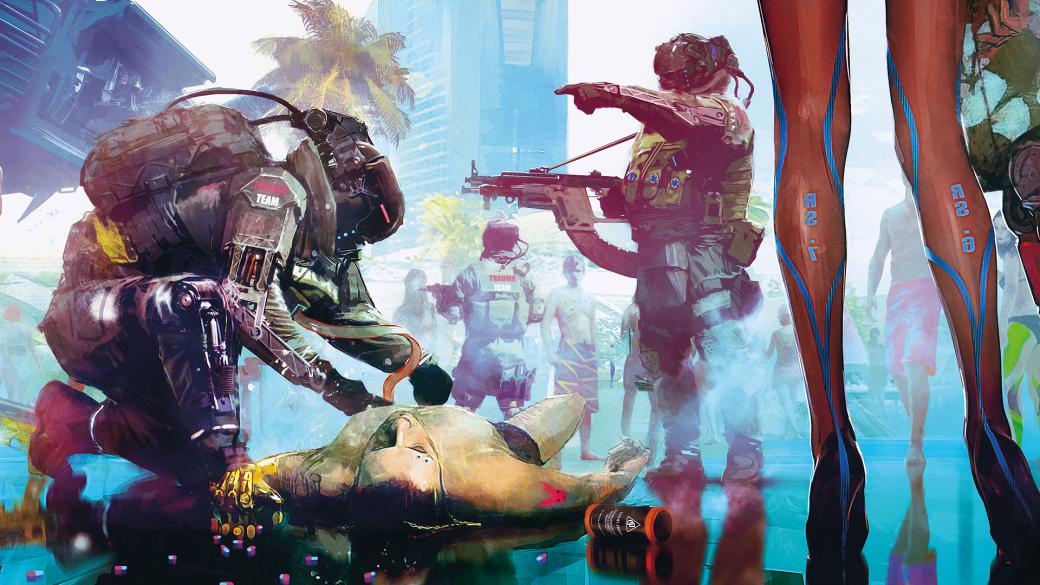 В Cyberpunk 2077 появятся элементы скрытности, но они необязательны