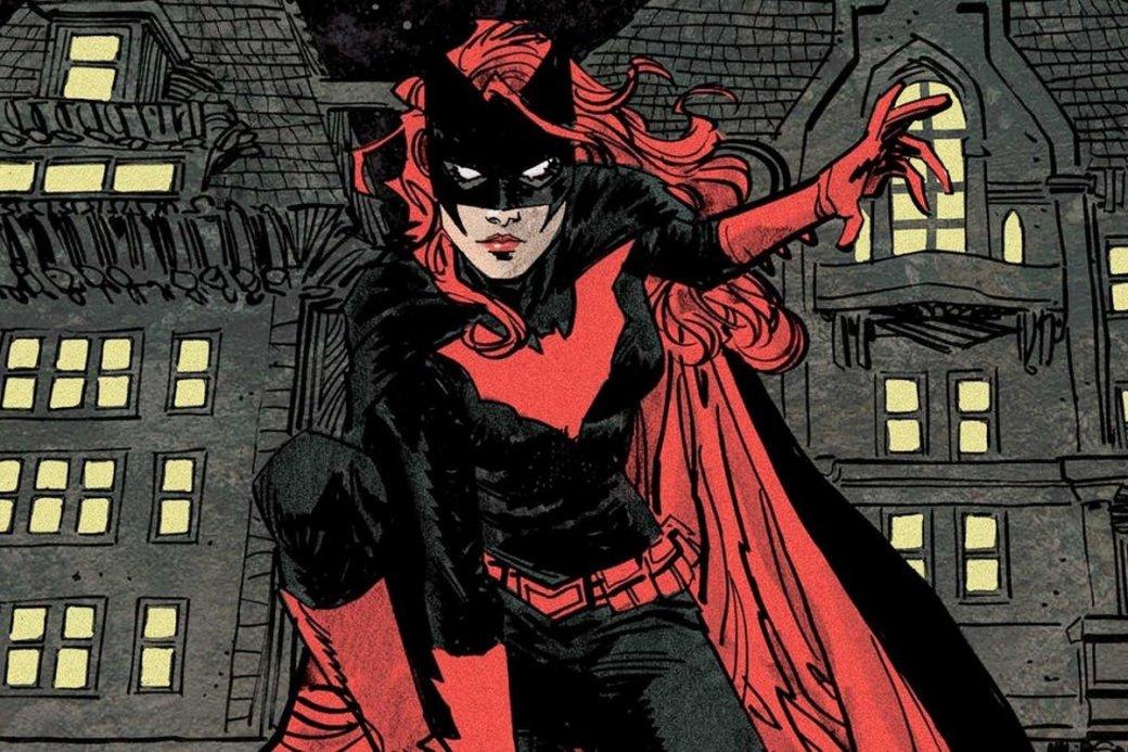 6октября вэфир выходит первая серия Batwoman— сериала производства CWпро кузину Брюса Уэйна. Самое время вспомнить, какой путь прошла Бэтвумен, прежде чем образ устоялся впривычном виде. Адорога кнему была весьма тернистая!
