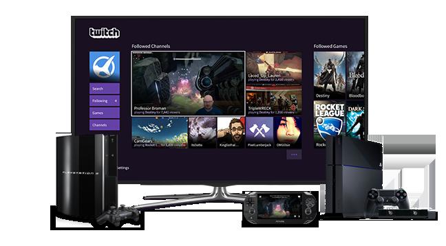 TwitchCon 2015: HTML5, приложение для PS4 и турнир по H1Z1