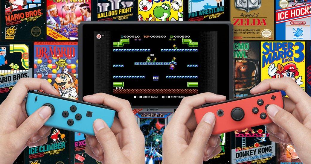 18сентября начал работу платный сервис Nintendo Switch Online, отвечающий нетолько засетевую игру вуже существующих Switch-тайтлах, ноизановую библиотеку ретро-игр склассических платформ Nintendo. Анонс сервиса вызвал массу негатива, исомногими претензиями трудно несогласиться— да, теперь надо платить деньги зато, что раньше было бесплатным. Да, японская компания ОПЯТЬ продает нам тесамые игры, которые мыуже покупали вVirtual Console ивформе физической Nintendo Classic Mini, насей раз— поцене подписки, прекратив которую, выпотеряете доступ ковсей библиотеке. Ноусервиса есть одна уникальная черта, которая, нанаш взгляд, перевешивает недостатки— иесли нестоит затраченных наподписку денег сейчас, тобудет стоить всамом ближайшем будущем.