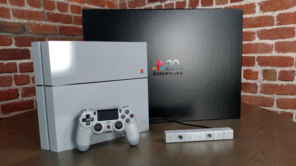 В России продадут 100 юбилейных PlayStation 4