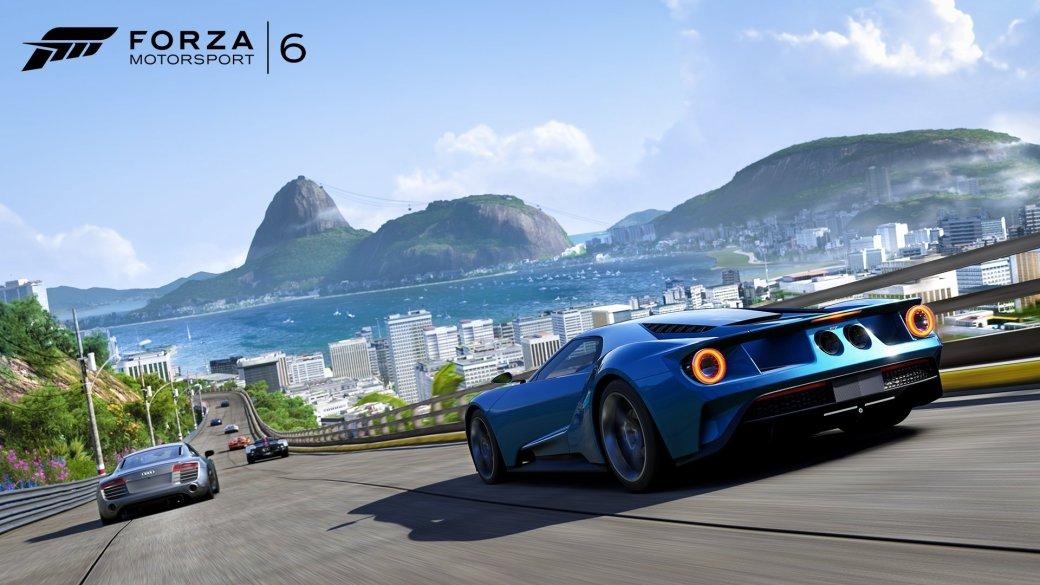 Главная причина для покупки Forza Motorsport 6 — вибрация джойстика