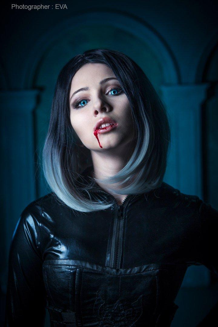 Косплей дня: вампир иистребитель оборотней из«Другого мира»